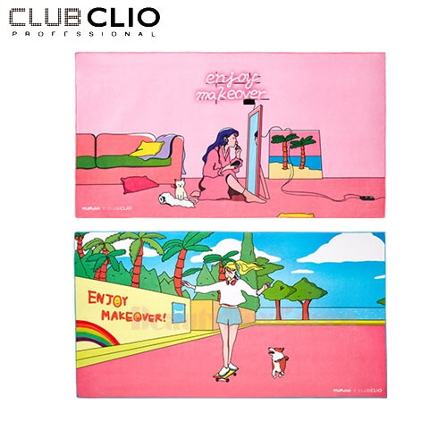 CLIO Sin Mo Rae Beach Towel 1ea [2018 Summer Collection]